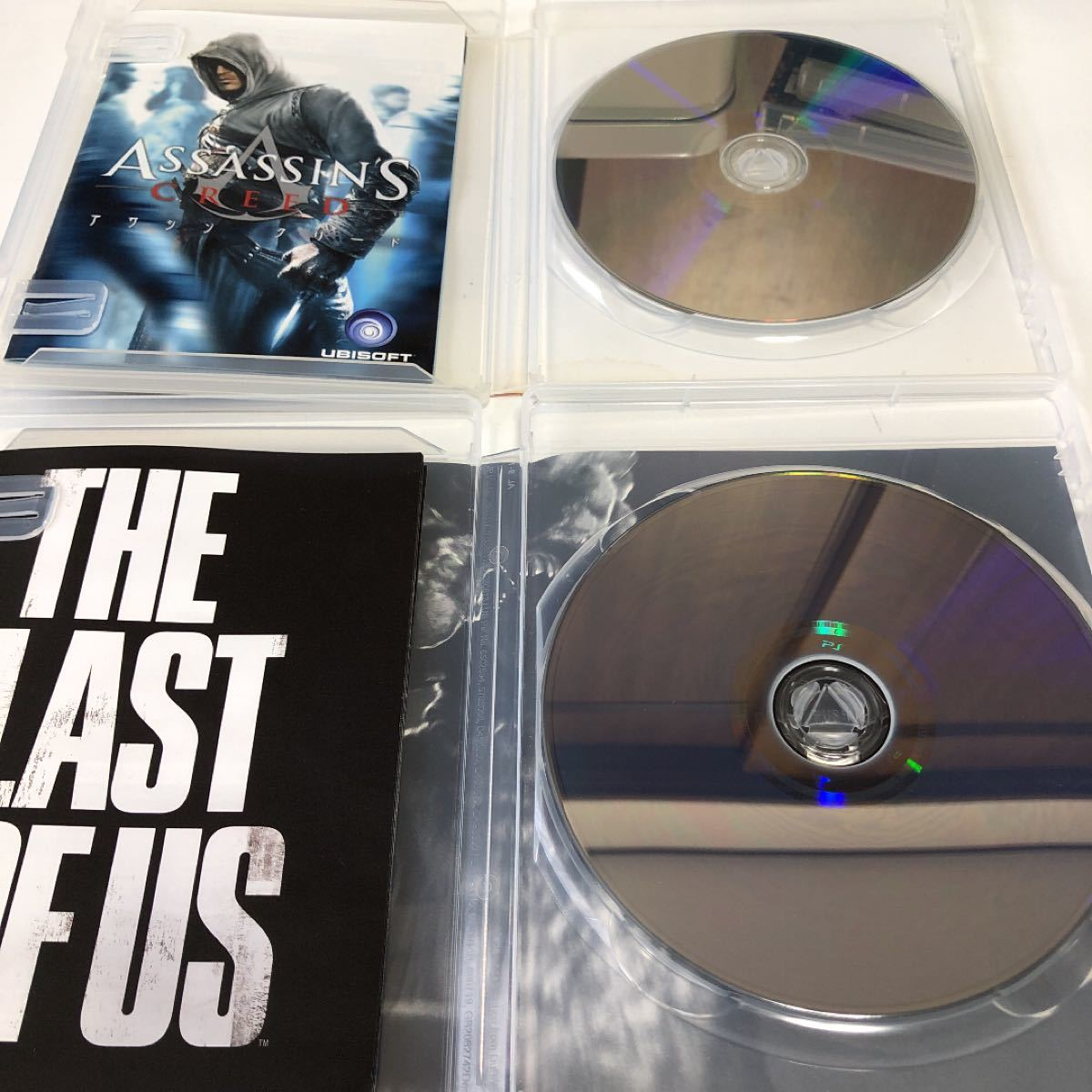 ■The Last of Us  アサシンクリード PS3ソフト まとめ売り