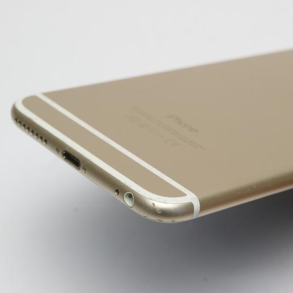 ●安心保証 即日発送●良品中古●DoCoMo iPhone6 PLUS 128GB ゴールド● 中古本体_画像3
