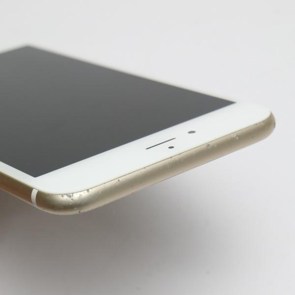 ●安心保証 即日発送●良品中古●DoCoMo iPhone6 PLUS 128GB ゴールド● 中古本体_画像2