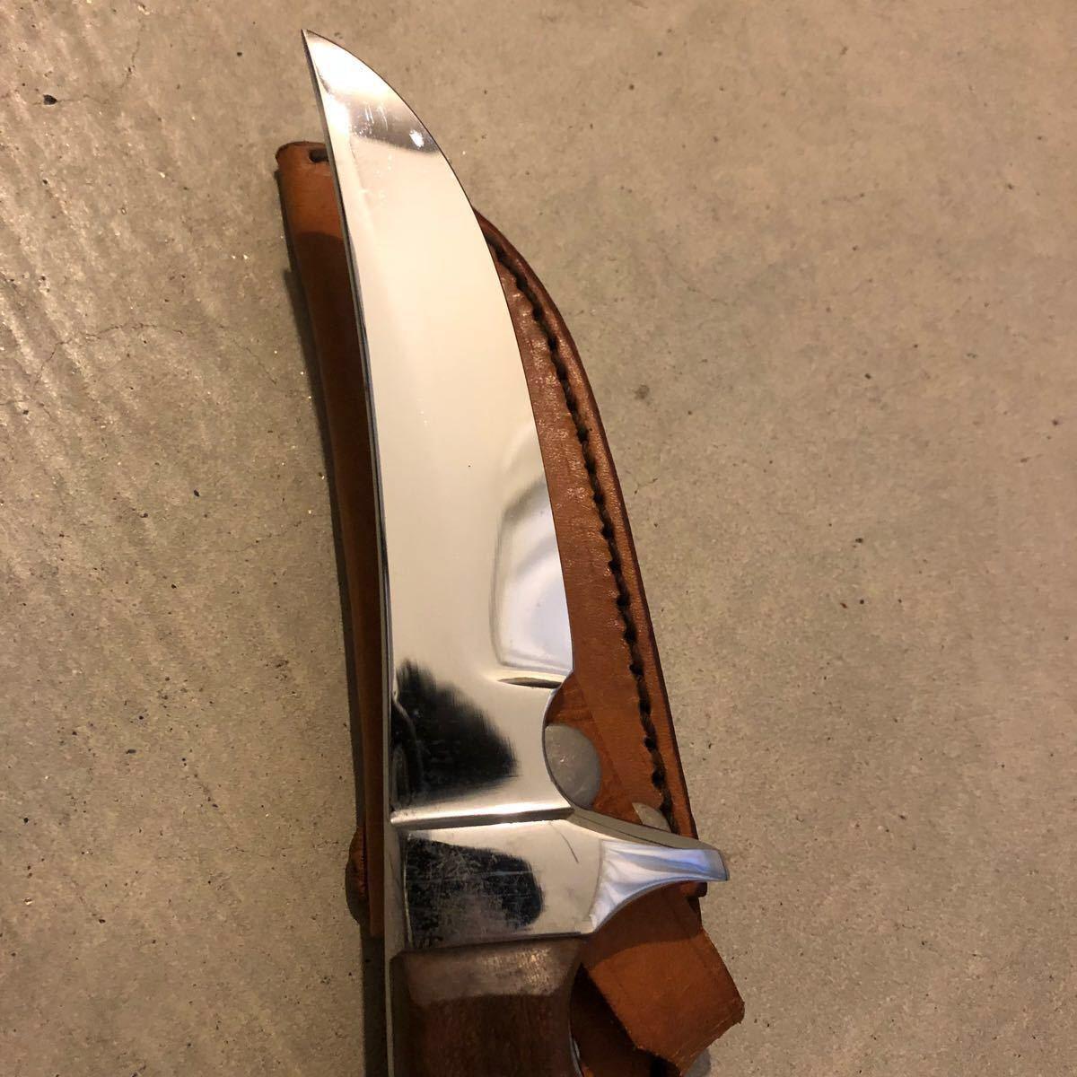 ヘンケルス アウトドアナイフ シースナイフ