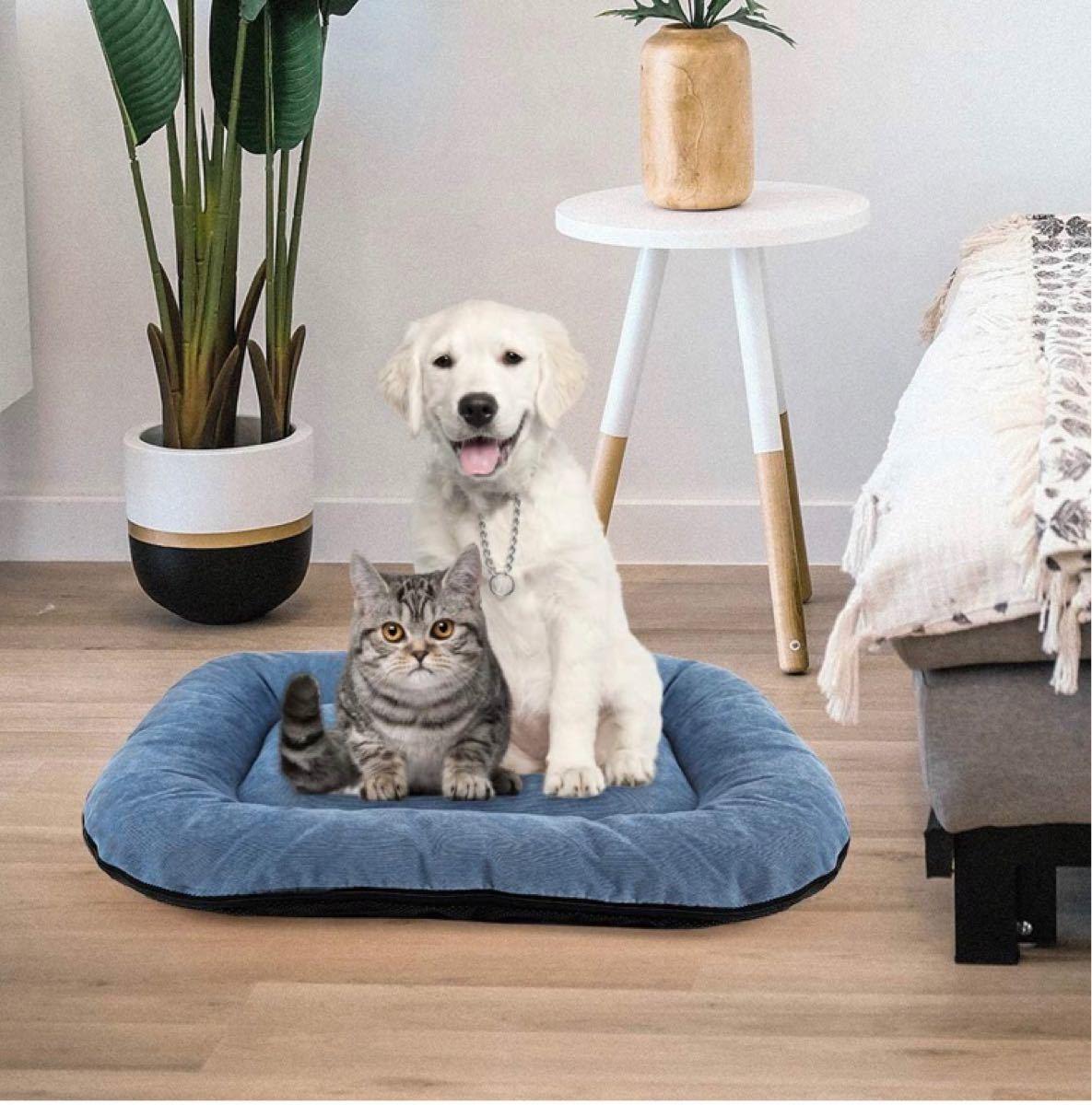 ペットベッド ペットソファー 丸洗い ペットクッション 中型犬 猫用 マット