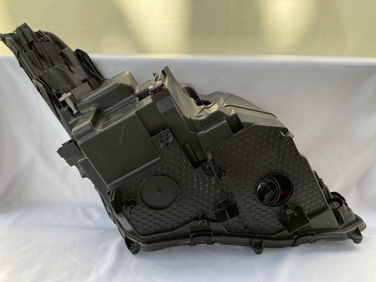 CHL-8【送料無料】レクサス RX 前期 3眼フルLED 左ヘッドライト KOITO 48-167 刻印 X5 ジャンク_画像9