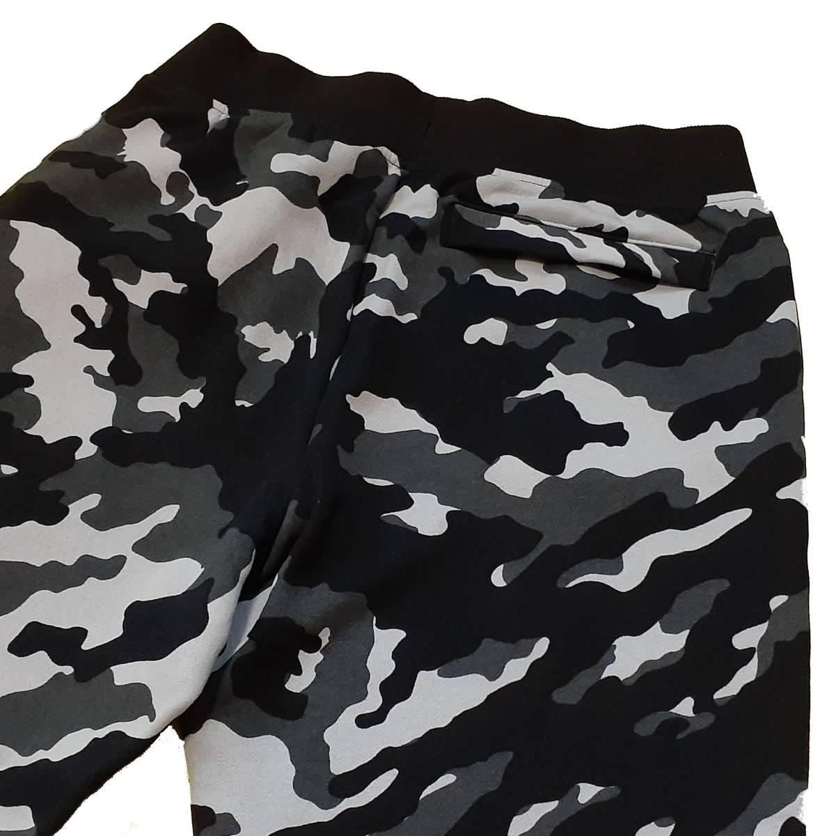 UA アンダーアーマー カモ ライバルフリース パーカー フーディー ジャケット+ ジョガー パンツ 上下セット/メンズ/新品/XL_画像6