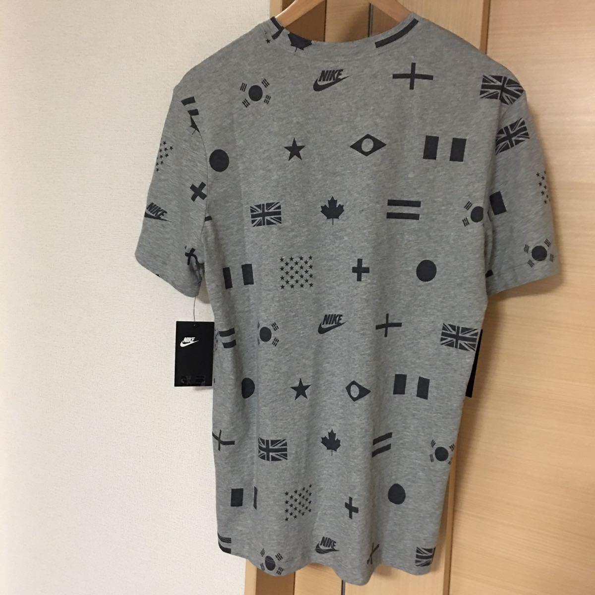 新品 NIKE Tシャツ Lサイズ プレヒート AOP CT6557 ナイキ ランニング トレーニング マラソン DRI-FIT 半袖シャツ 送料無料 送料込
