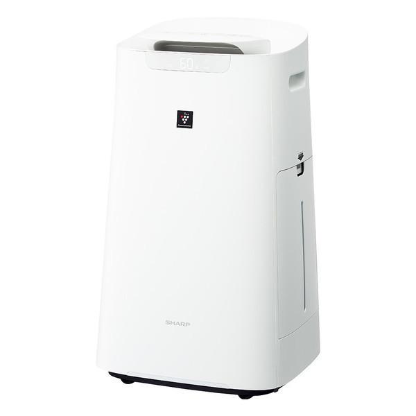 未開封新品 シャープ SHARP 加湿空気清浄機 プラズマクラスター25000 KI-NS70-W ホワイト系