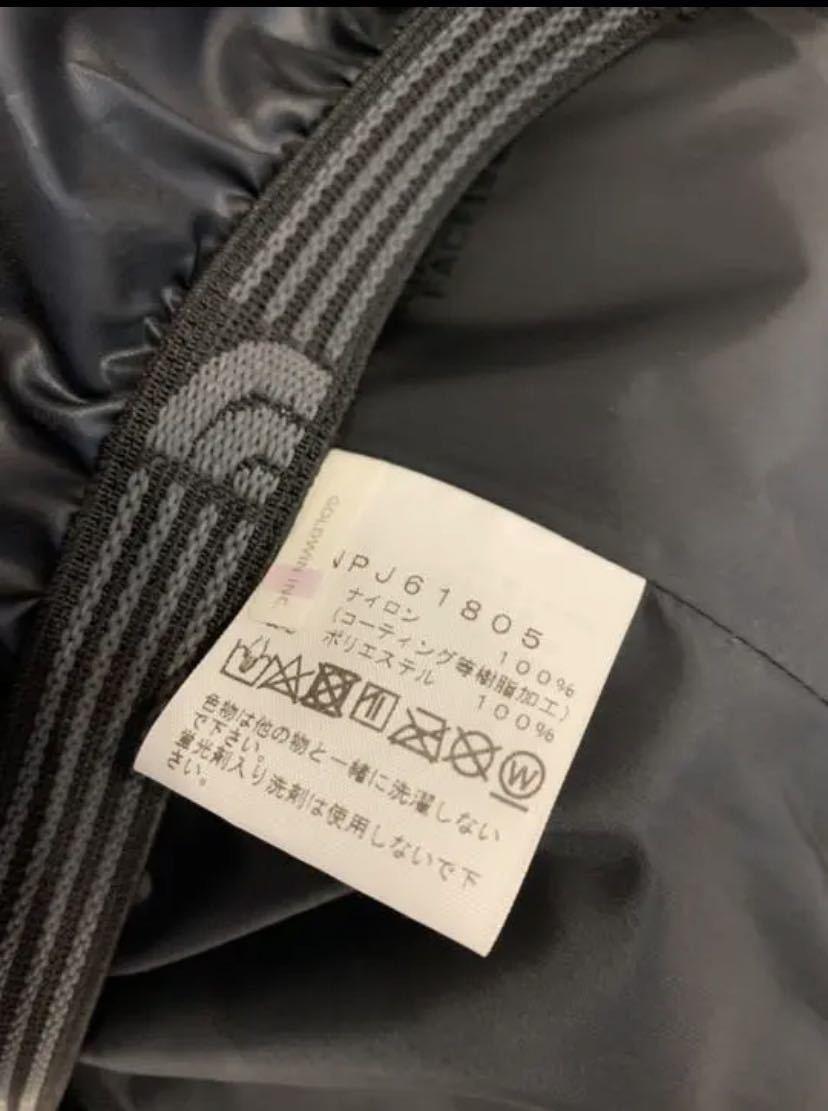 THE NORTH FACE ノースフェイス NPJ61805 マウンテンジャケット 新品未使用未着用 110 ブラック ゴアテックス GORE-TEX 人気 子キッズ