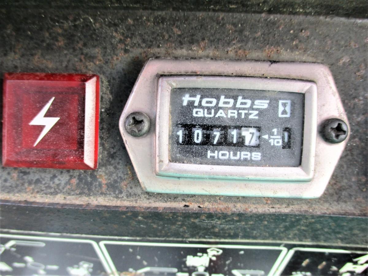◆売切り◆コマツ 油圧ショベル ミニユンボ 小松 0.5トン PC02-1A ゴムキャタ 排土板 バックホー 車体◆宮崎発◆農機good_画像7