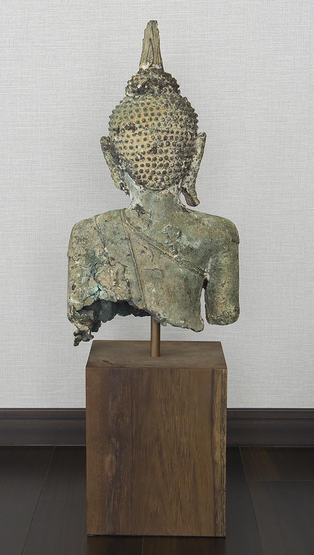 タイ 泰国 16-17世紀 青銅佛 仏像_画像5