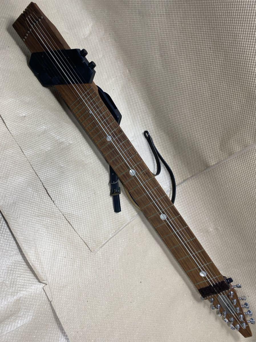 激レア チャップマンスティック THE CHAPMAN STICK TOUCHBOARD 多弦ギター 中古品