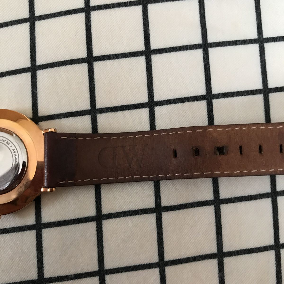 ダニエルウェリントン腕時計 ★電池交換して下さいdanielwellington_画像4