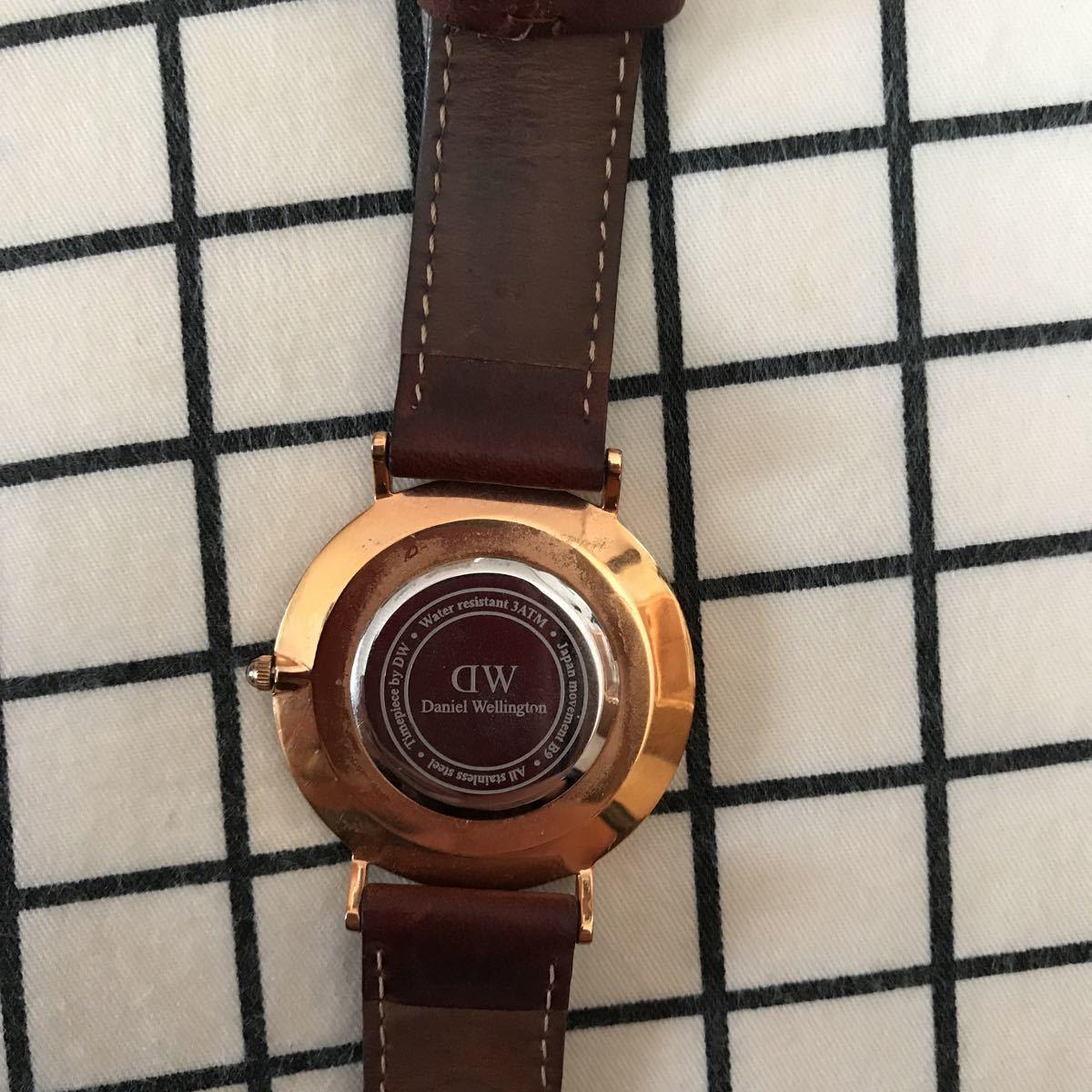 ダニエルウェリントン腕時計 ★電池交換して下さいdanielwellington_画像3