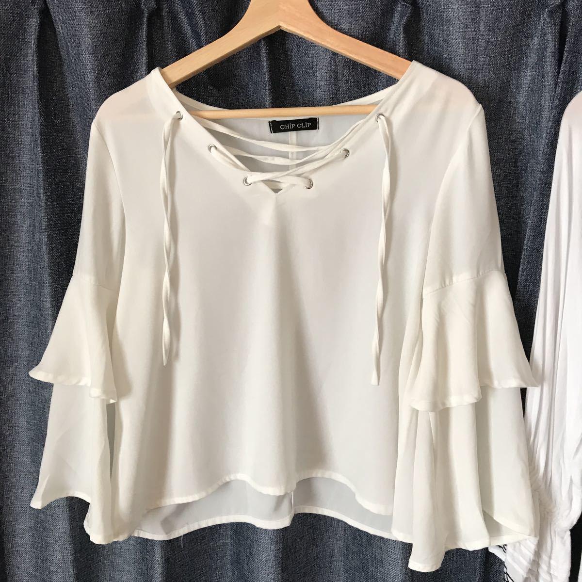 ラレイア含むシャツ2枚セット HAWAII_画像2
