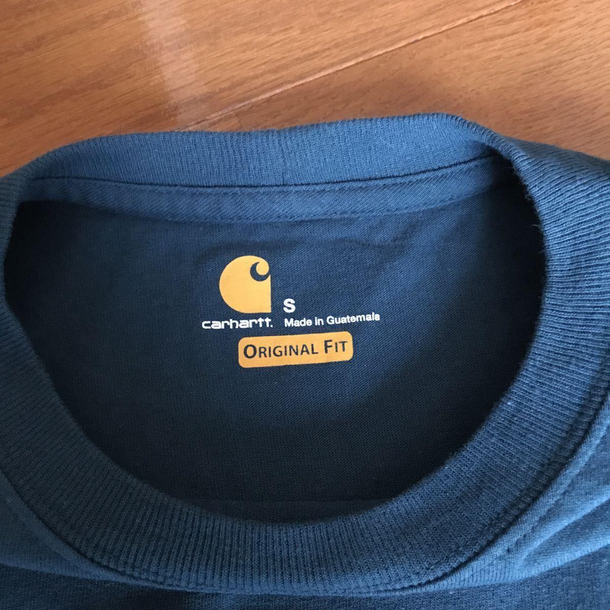 carhartt 半袖Tシャツ_画像3