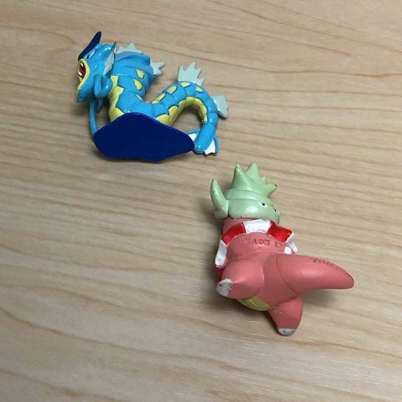 ポケモン モンコレ モンスターコレクション フィギュア ポケットモンスター ギャラドス ヤドキング 2体セット_画像8
