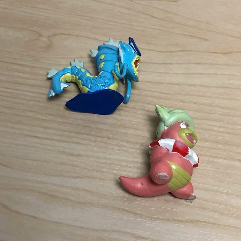 ポケモン モンコレ モンスターコレクション フィギュア ポケットモンスター ギャラドス ヤドキング 2体セット_画像7