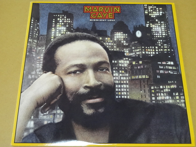MARVIN GAYE / MIDNIGHT LOVE_画像1