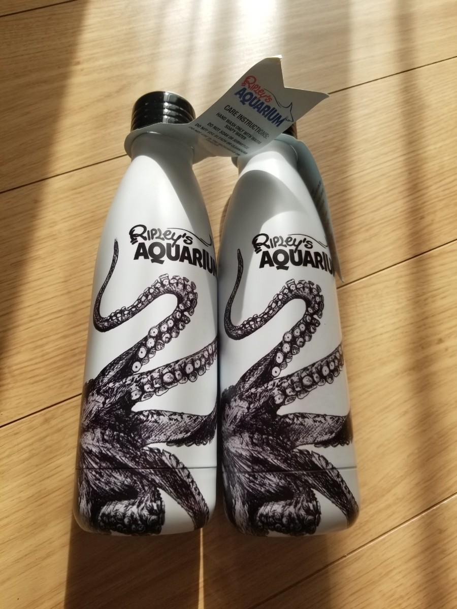 ステンレス ボトル おしゃれ 水筒 カナダ リプリー水族館 保冷ボトル 保温