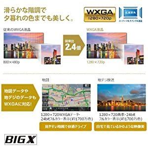 【新品】ALPINEアルパインX8V-RE2 レジアスエース(ハイエース) スーパーGL標準ボディ用8型ナビ フルセグTV・DVD再生・CD録音・Bluetooth_画像9