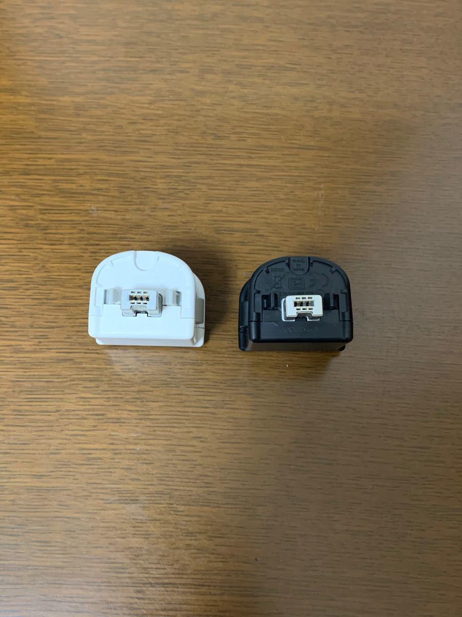 【任天堂】Wii モーションプラス&シリコンカバー 4点セット
