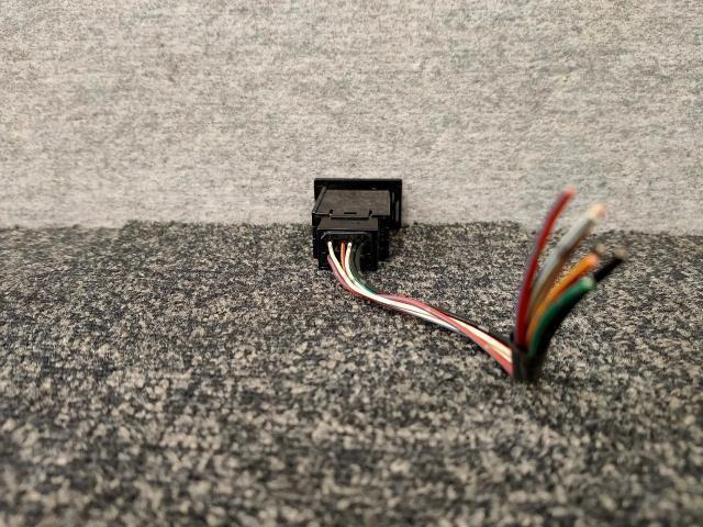 マーク2 GX105 純正 リアフォグ ヒータースイッチ セット GX100 JZX100 JZX101 JZX105 寒冷地 リヤフォグ 希少 レア 動作確認済_画像4