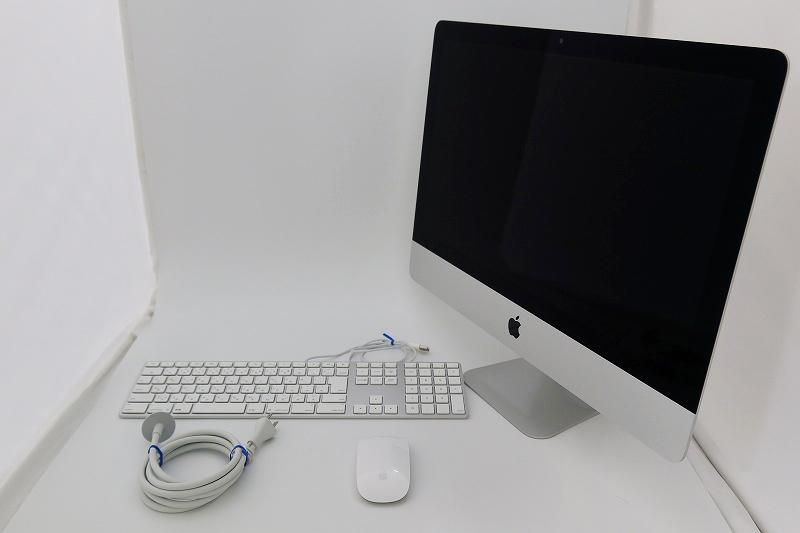 Apple iMac /ME087J/A/Core i5 2.9GHz/1TB/メモリ8GB/21.5インチ/Mac OS (10.10)/【良】_画像9