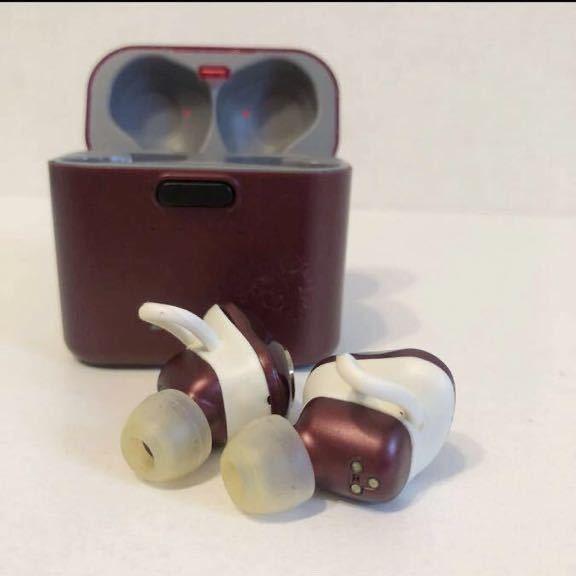 ワイヤレスイヤホン モバイルバッテリー 充電器 AVIOT 防水 Bluetooth 完全ワイヤレスイヤホン 高音質 イヤフォン_画像5