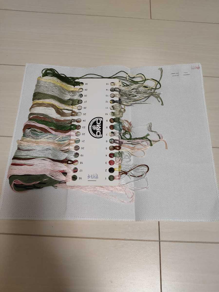 クロスステッチキット 27×32cm 18CT ピンクプリンセスローズ 薔薇 バラ ばら 刺繍