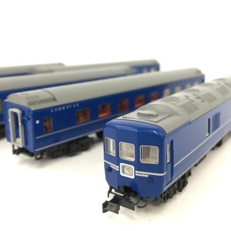 KATO 寝台特急 富士7両セット Nゲージ 10-855 24系 25形 鉄道模型 ジャンク N5148143