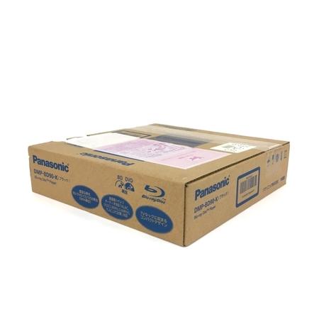 【1円】 未使用 Panasonic DMP-BD90-K Blu-ray ディスク プレーヤー ブルーレイ パナソニック Y5245190