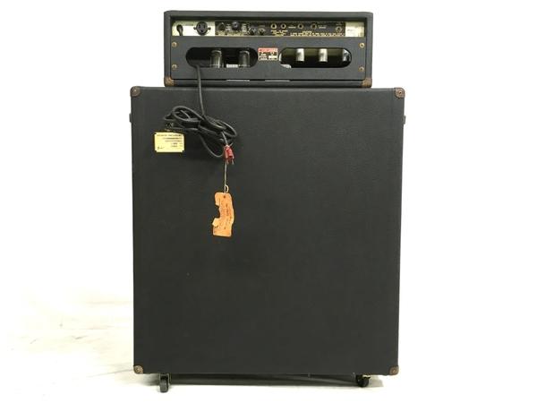 【引取限定】ジャンク Fender Bassman 70 キャビネット セット フェンダー 直 Y5301409_画像7