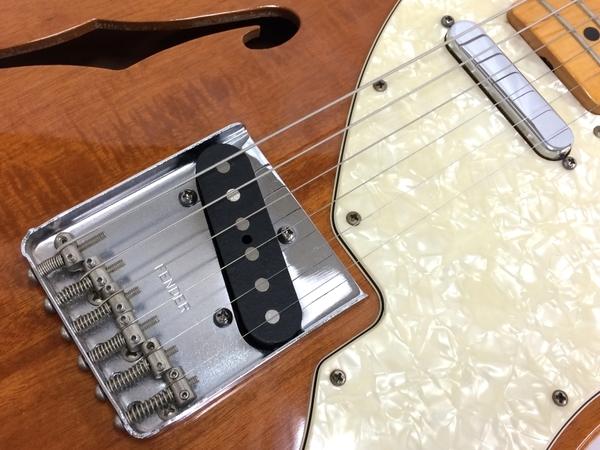 Fender USA FSR 69 THINLINE NAT TELECASTER エレキギター 弦楽器 フェンダー 中古 T5312638_画像4