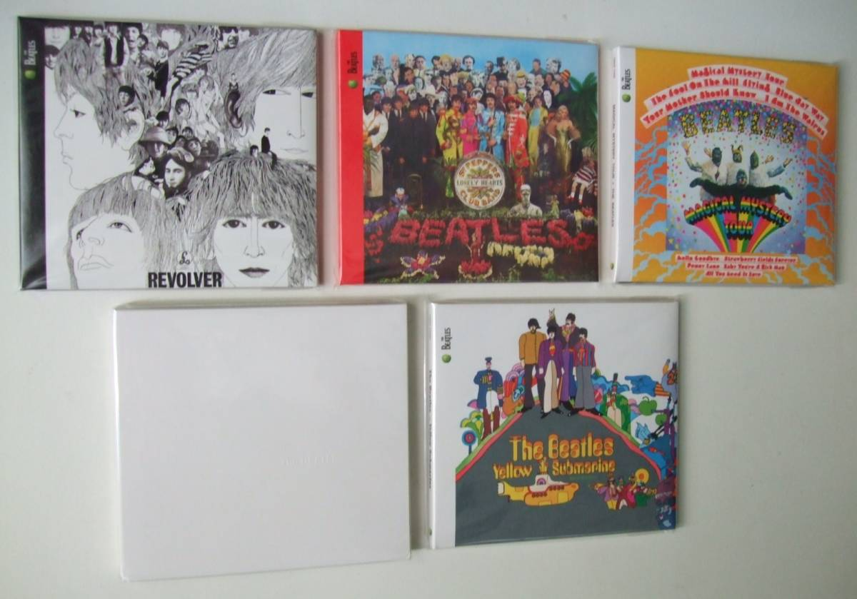 ☆ THE BEATLES / ザ・ビートルズ BOX ステレオ ボックス 極美品 ☆_画像6