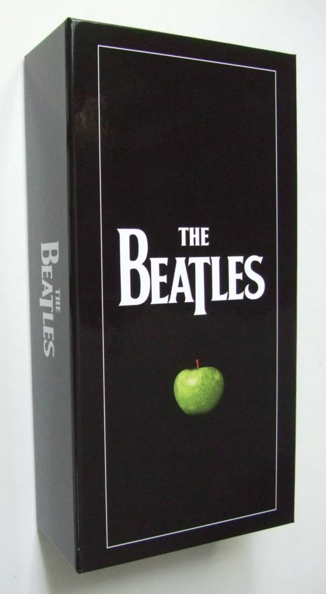 ☆ THE BEATLES / ザ・ビートルズ BOX ステレオ ボックス 極美品 ☆_画像3