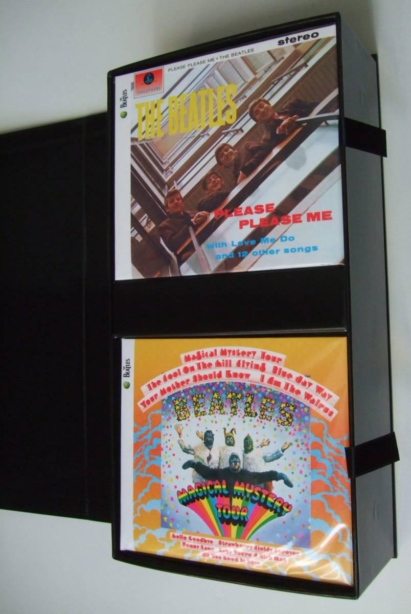 ☆ THE BEATLES / ザ・ビートルズ BOX ステレオ ボックス 極美品 ☆_画像4