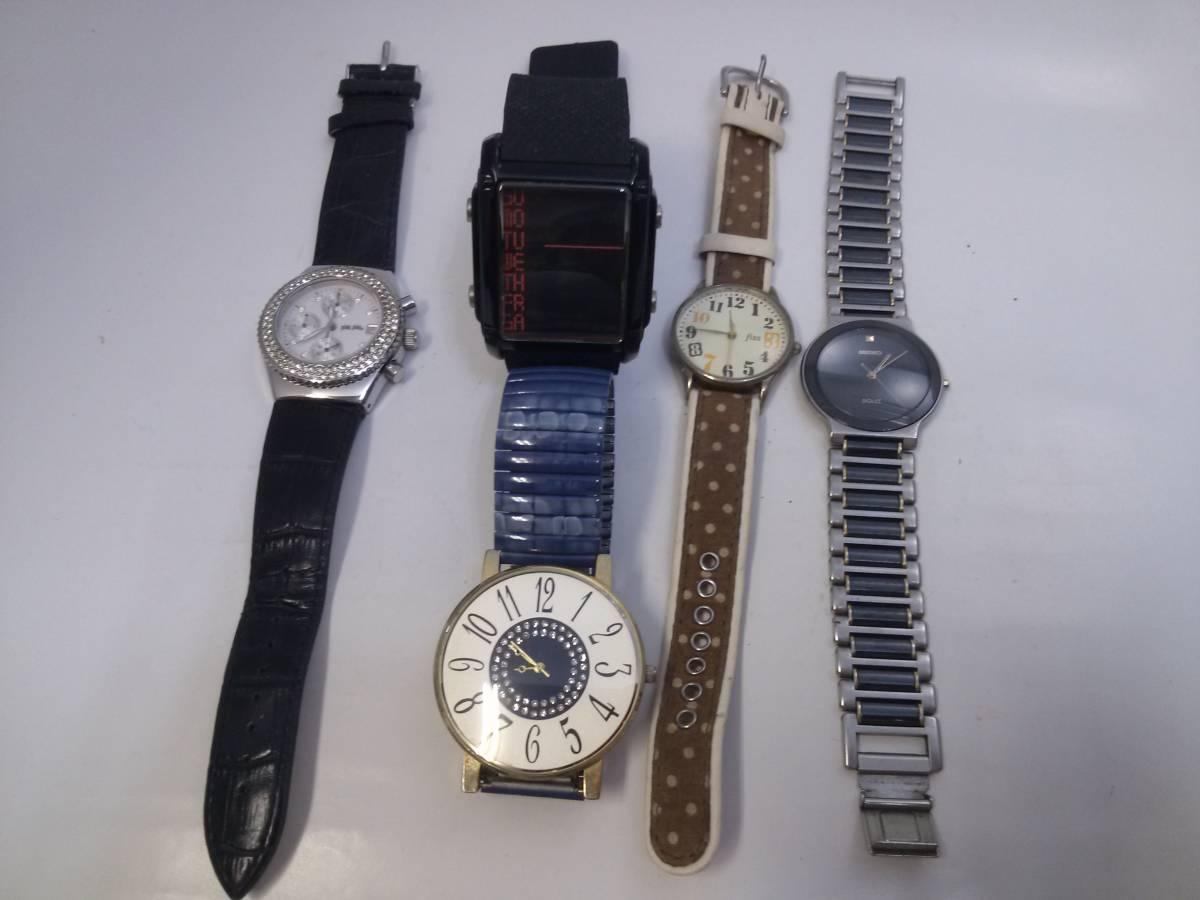 腕時計いろいろ 5個セット 中古_画像1