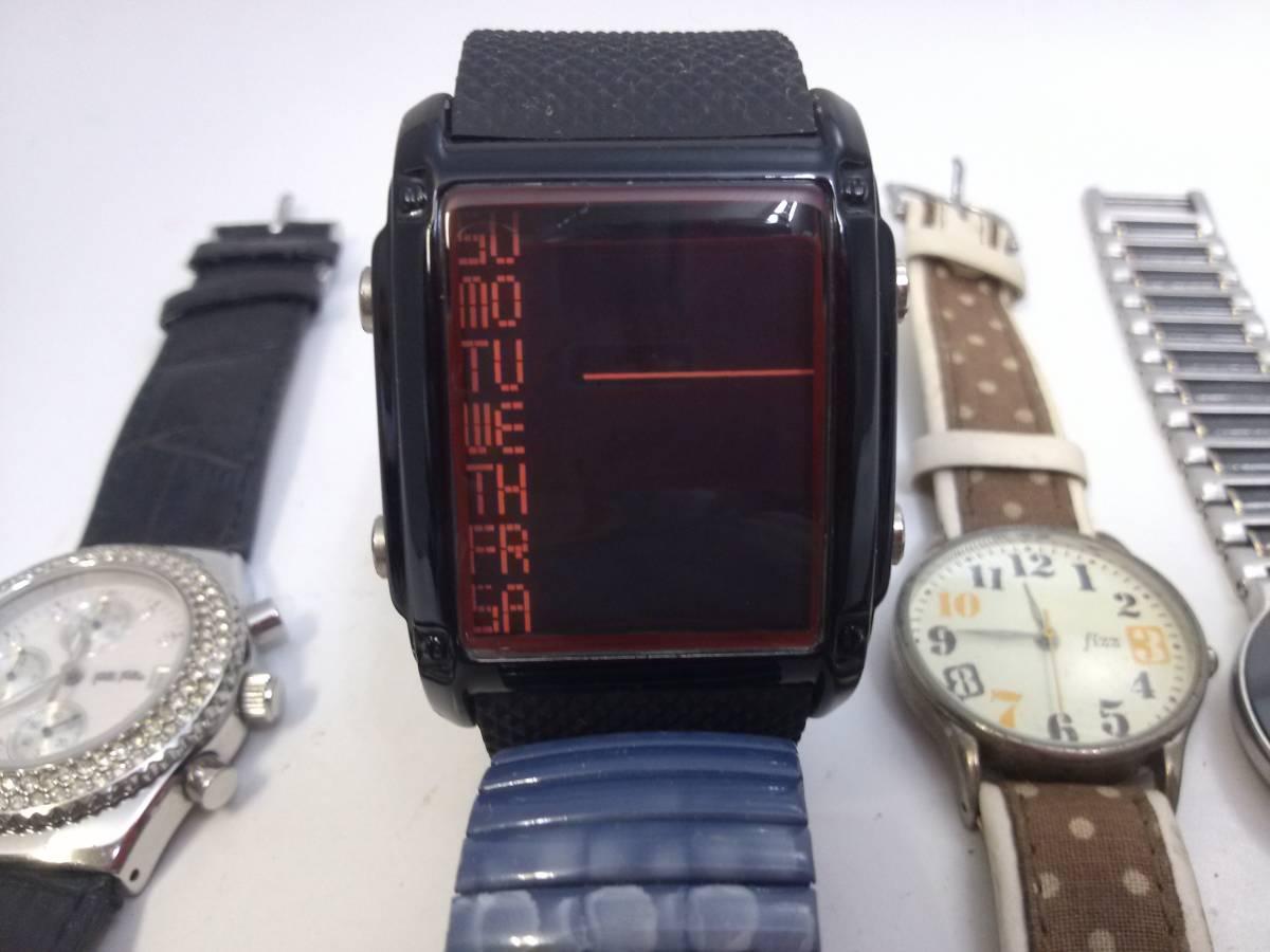 腕時計いろいろ 5個セット 中古_画像4