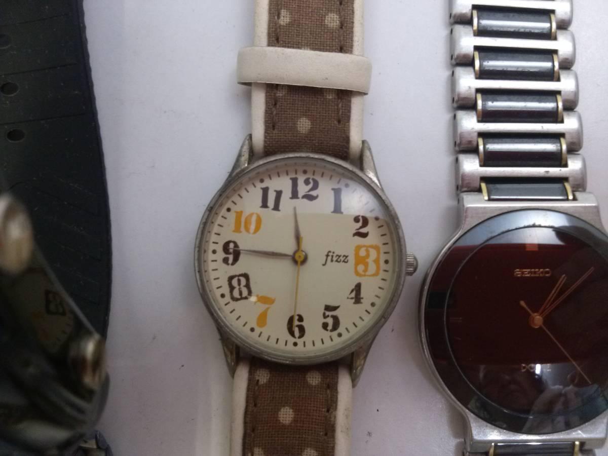 腕時計いろいろ 5個セット 中古_画像5
