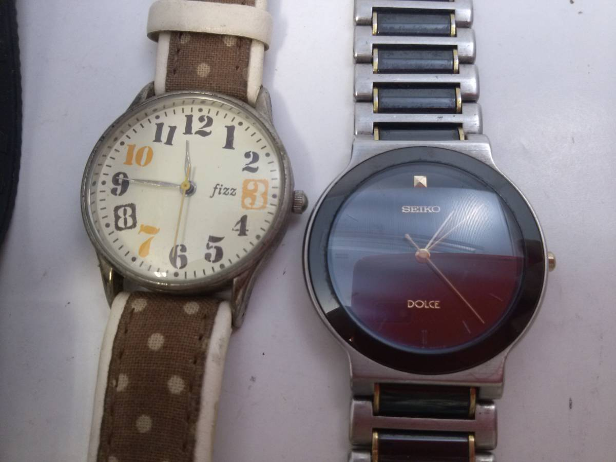 腕時計いろいろ 5個セット 中古_画像6
