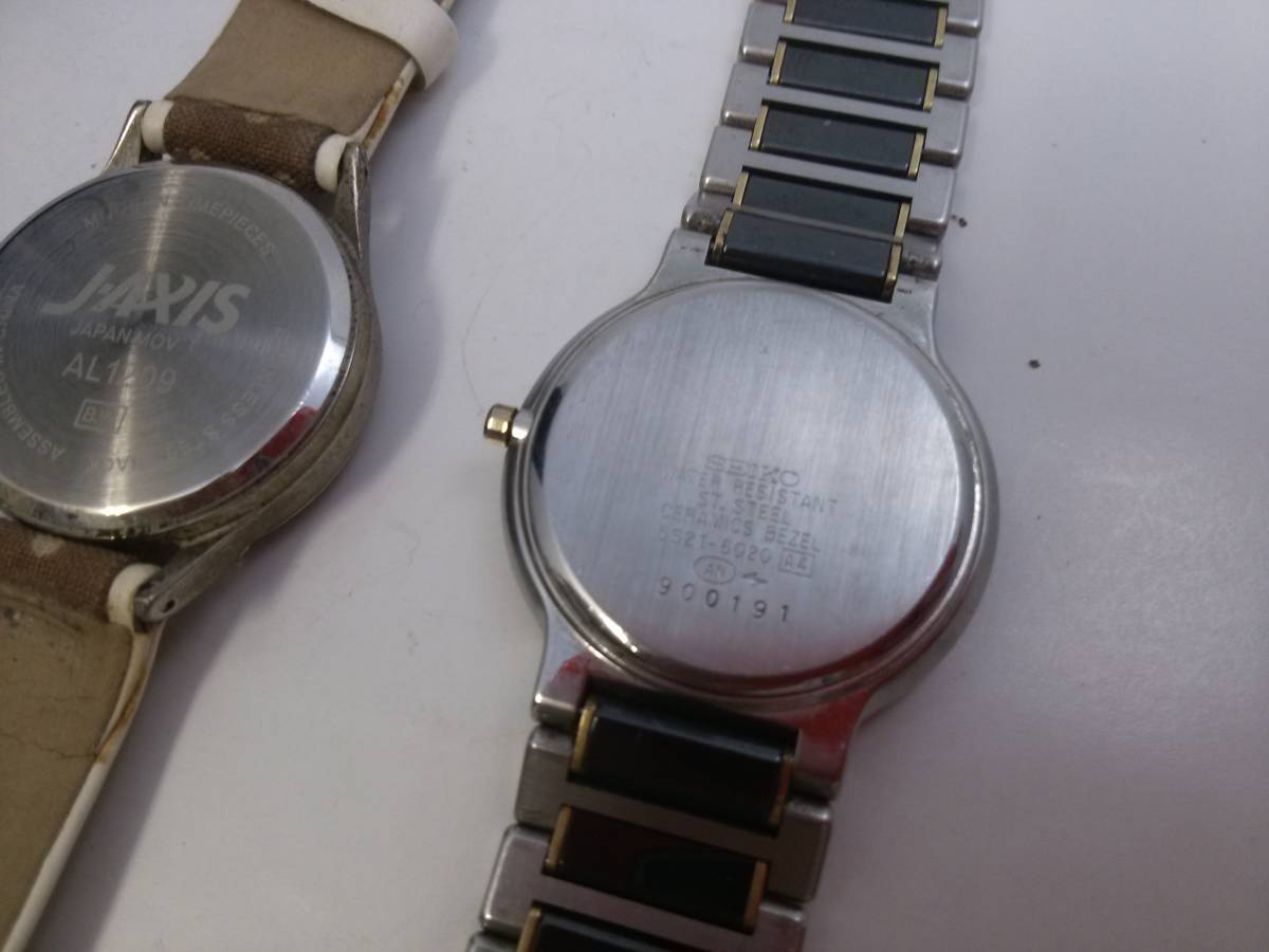 腕時計いろいろ 5個セット 中古_画像10