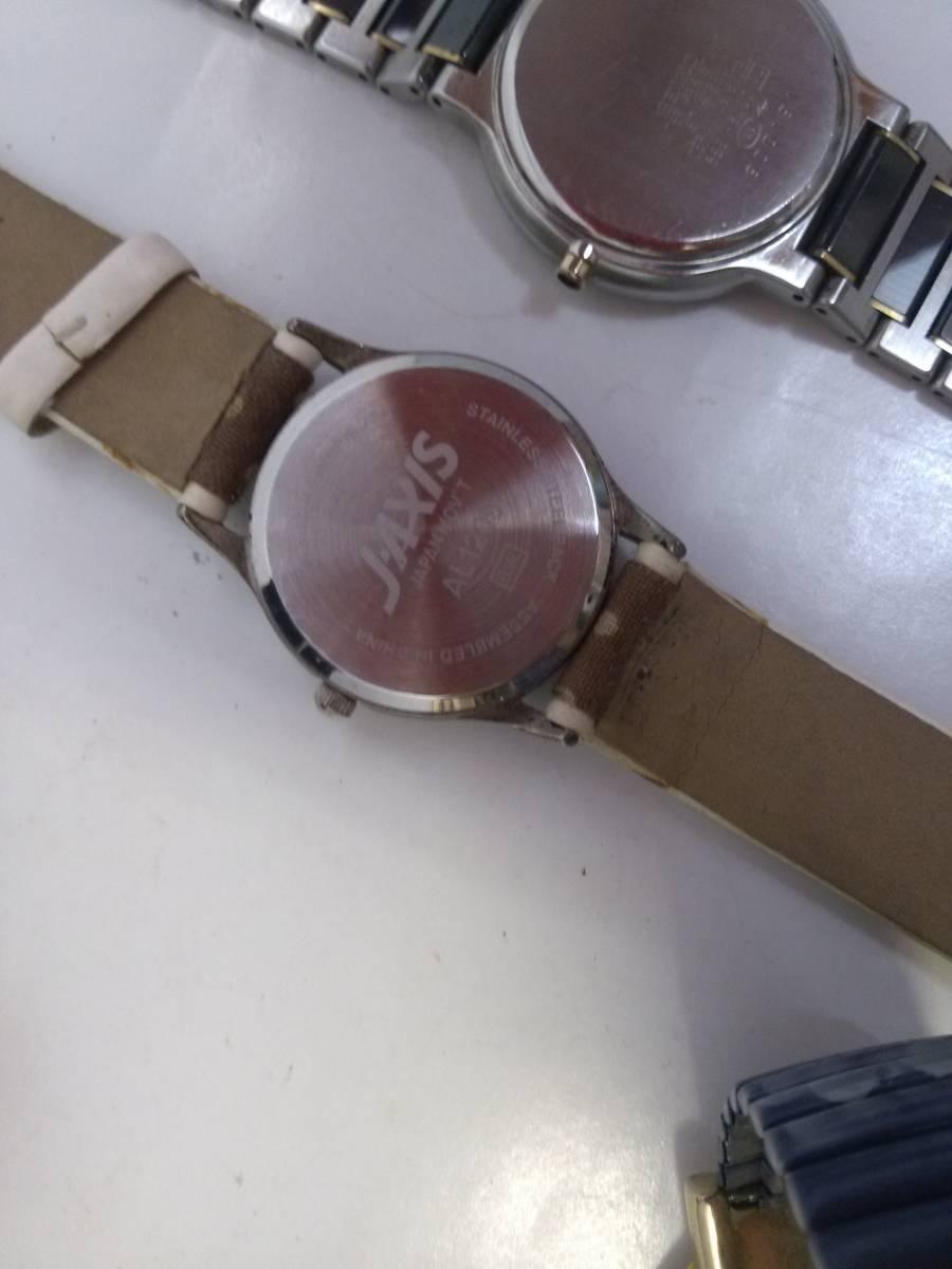 腕時計いろいろ 5個セット 中古_画像9