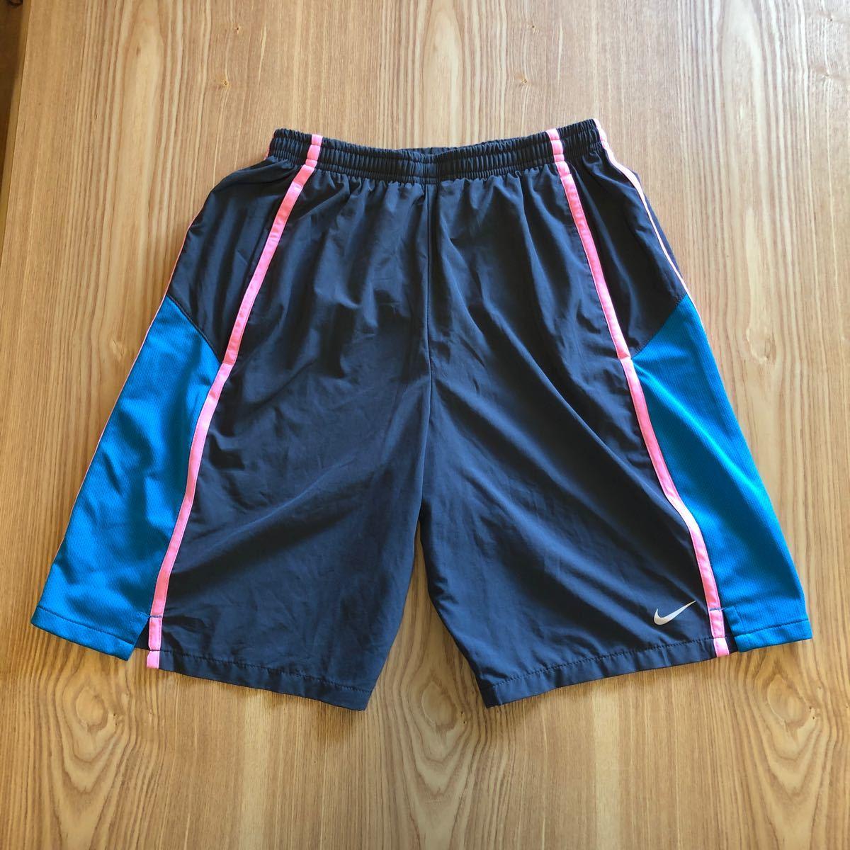 NIKE ナイキ ランニング ショート パンツ メンズ S 背面ポケット付き