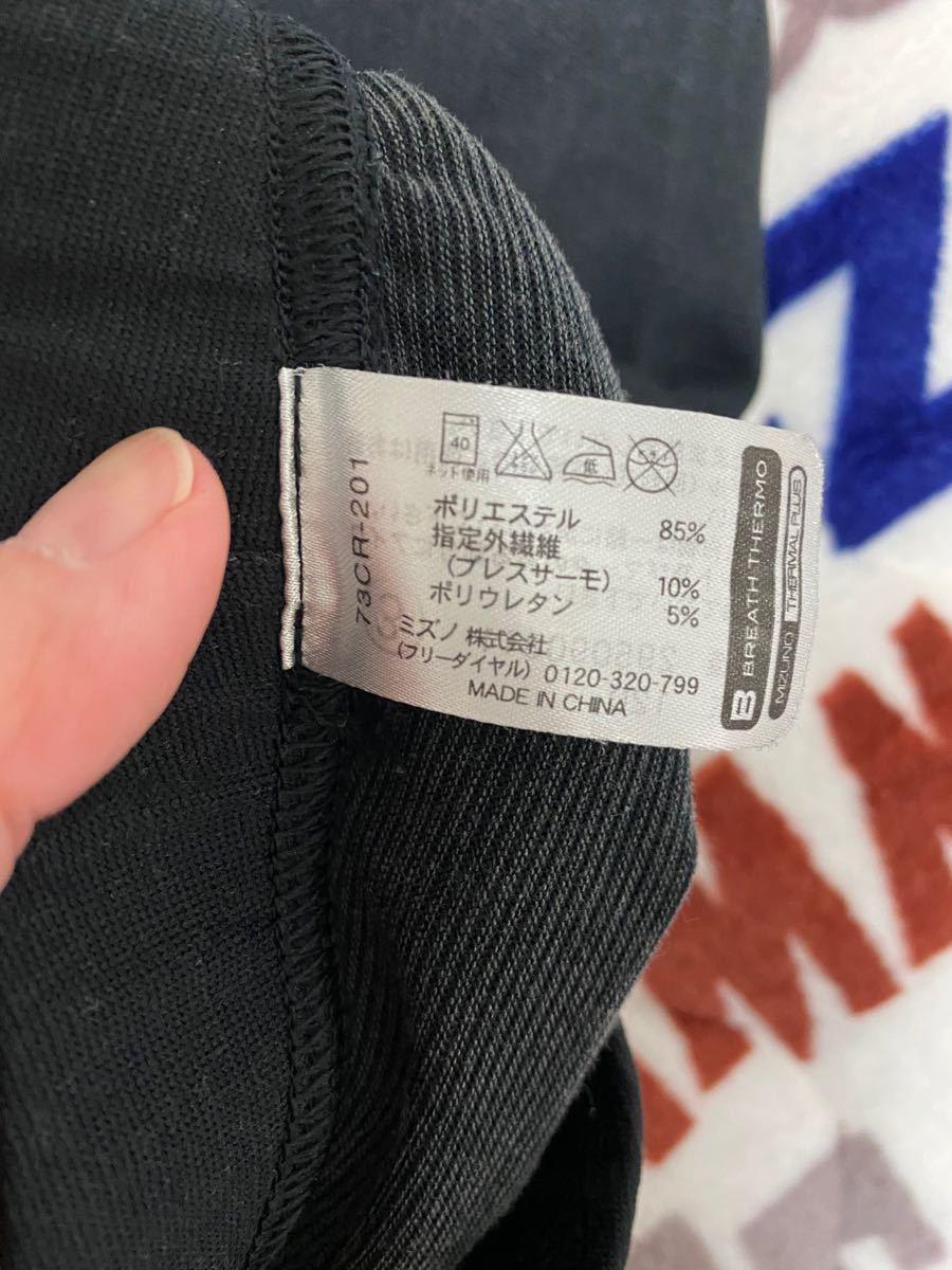 ミズノ ブレスサーモ タイツ 120