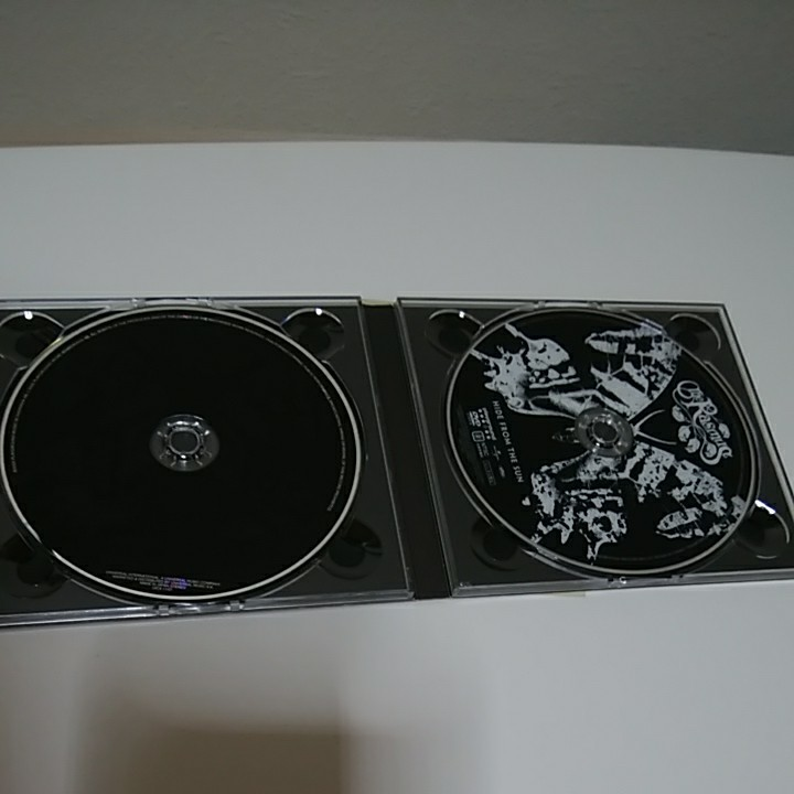the rasmus CD  hide from the sun