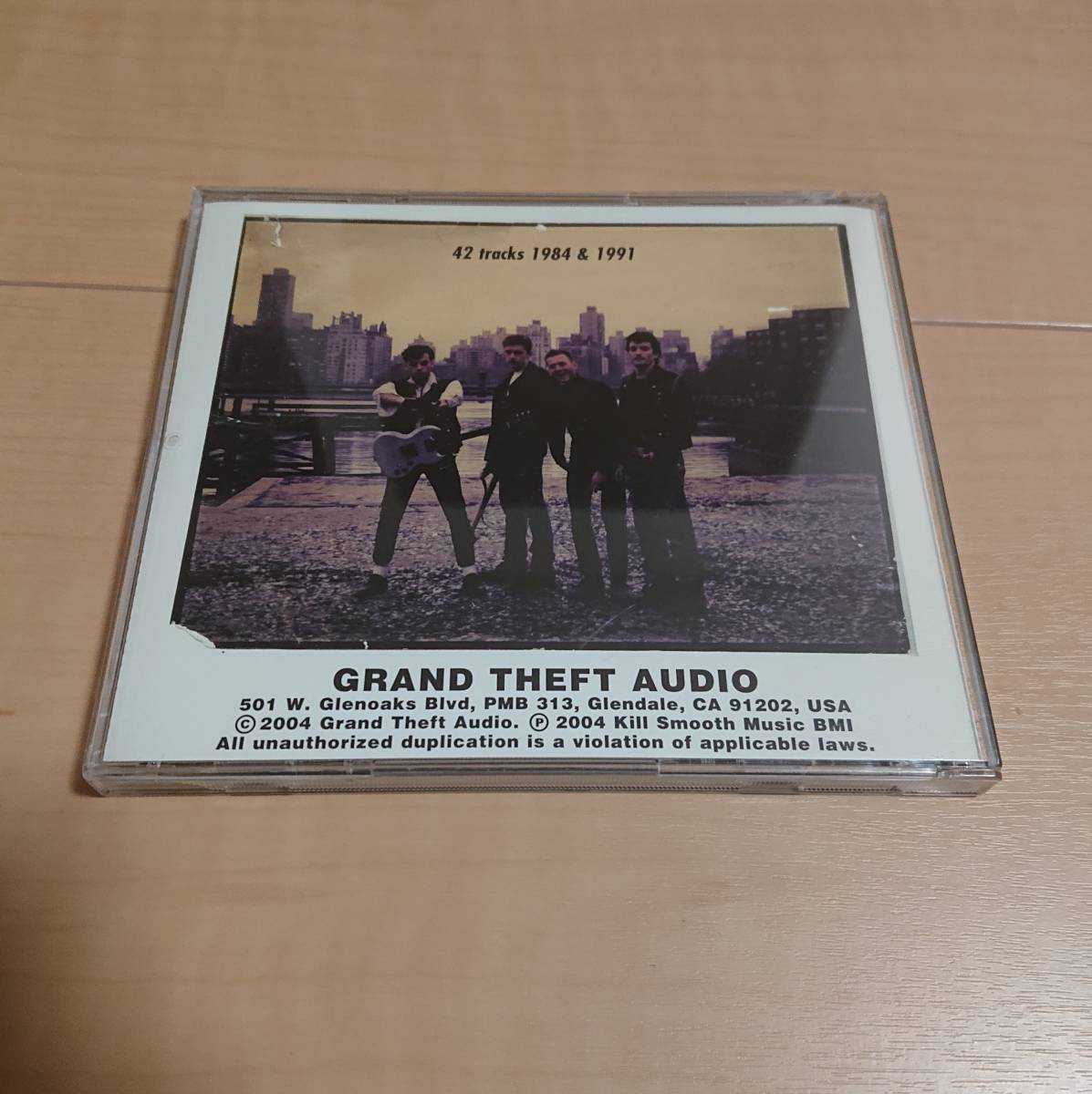 【The High And The Mighty / Antidote - The A7 And Beyond】negatice fx gang green minor threat