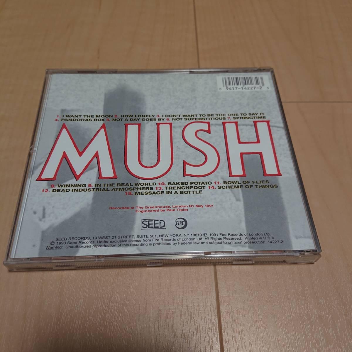 【Leatherface - Mush】mega city four dough boys snuffy smile