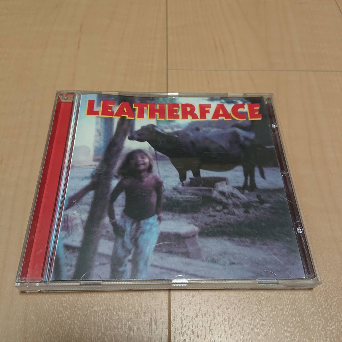 【Leatherface - Minx】mega city four dough boys snuffy smile