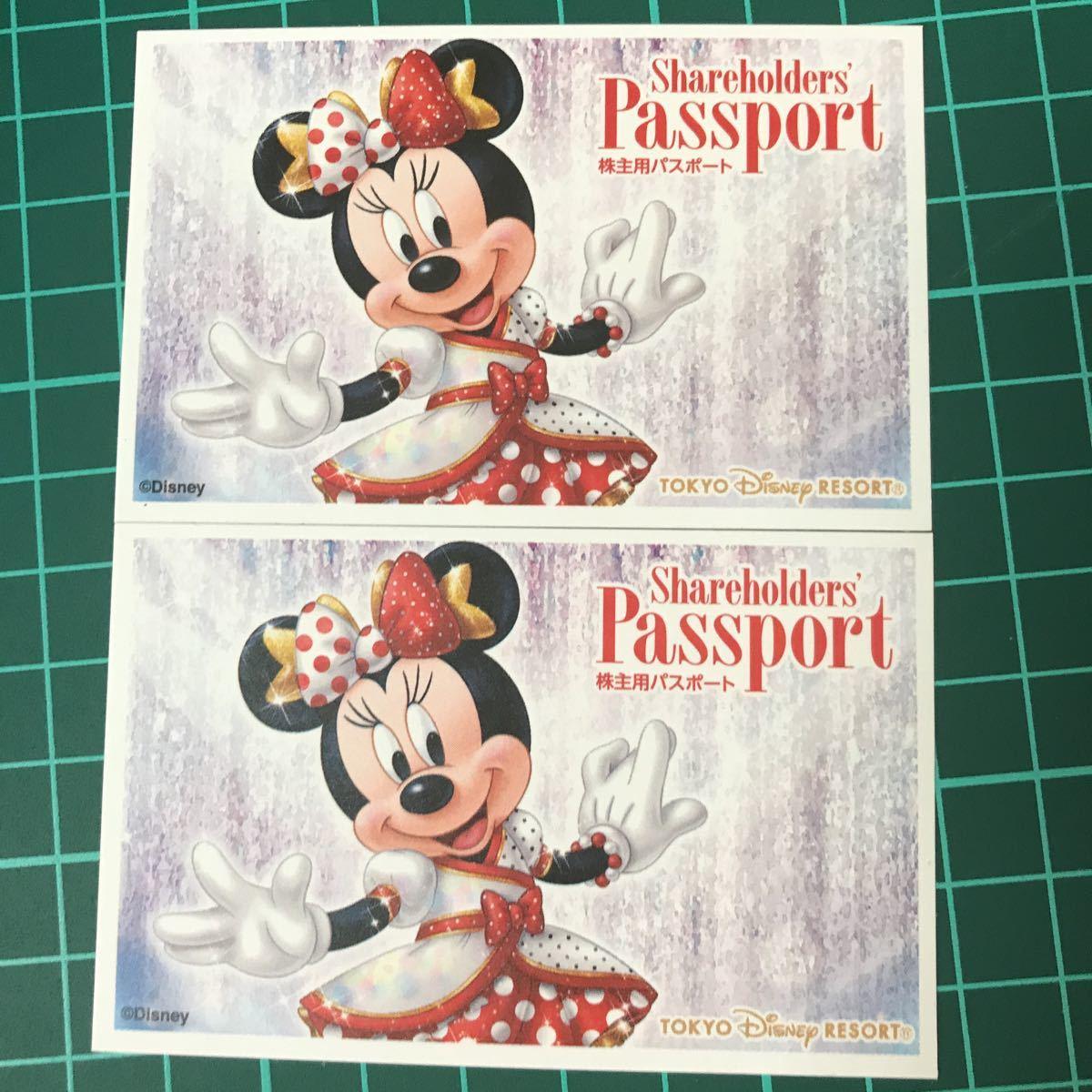 東京ディズニーリゾート 東京ディズニーランド ディズニーチケット 2枚_画像1