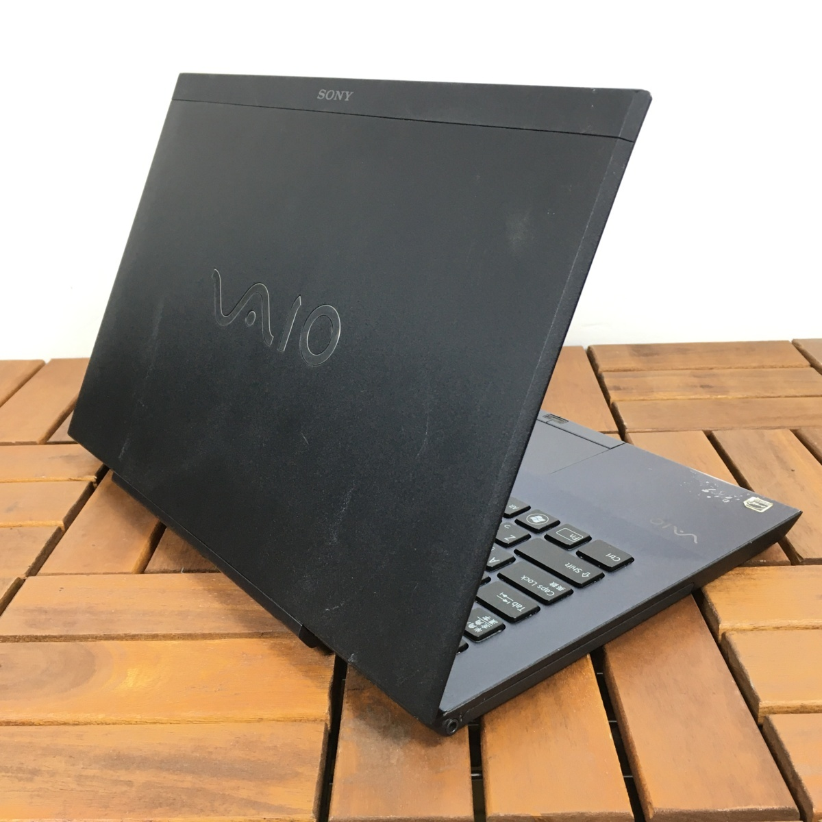 1円~【グラボ搭載】Windows10/Webカメラ搭載!【SONY ソニー/VAIO PCG-4121GN】Core i3-2350M/メモリ4GB/HDD320GB【ジャンク】_画像5