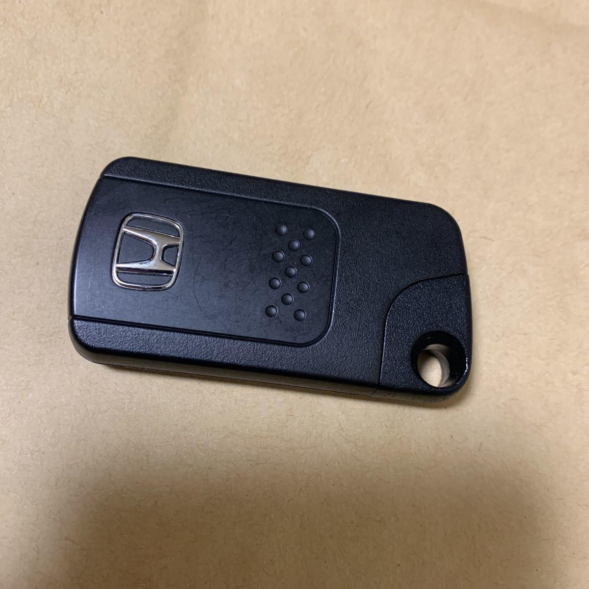 送料無料☆ホンダ RK ステップワゴン スパーダ スマートキー 両側パワースライドドア 4ボタン/72147-SZW-J72 超美品   1_画像4
