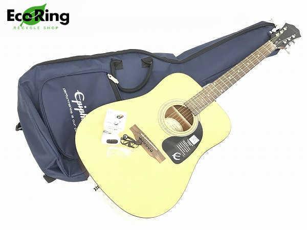 ■同梱NG■ 1円 美品 エピフォン DR-100NA アコースティックギター 弦楽器 HB222